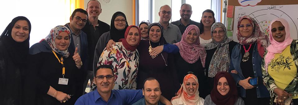 Arbeitstreffen der Arabischlehrer der deutschen Schulen