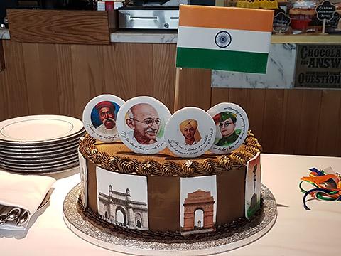 Indische Torte