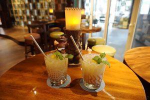 Mai Tai und Menehune Juice