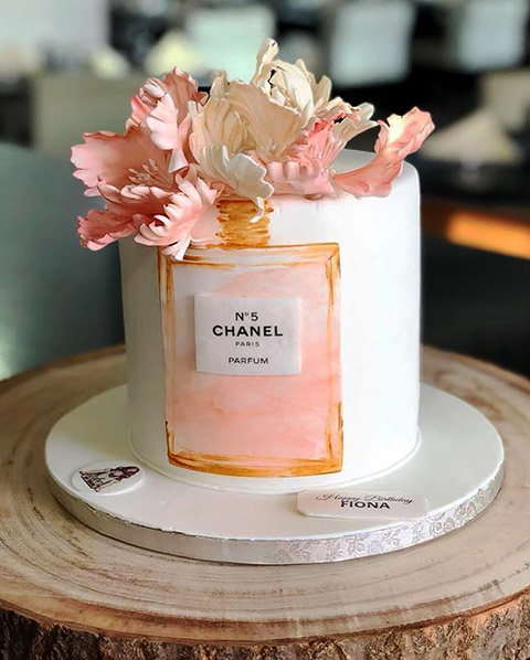Parfum-Torte