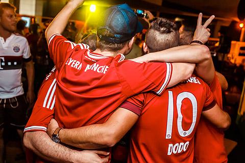 Bayern Fans