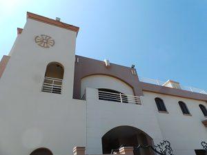 Kirche in Dubai
