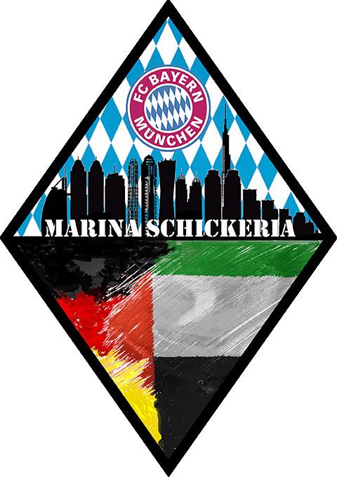 Marina Schickeria Logo
