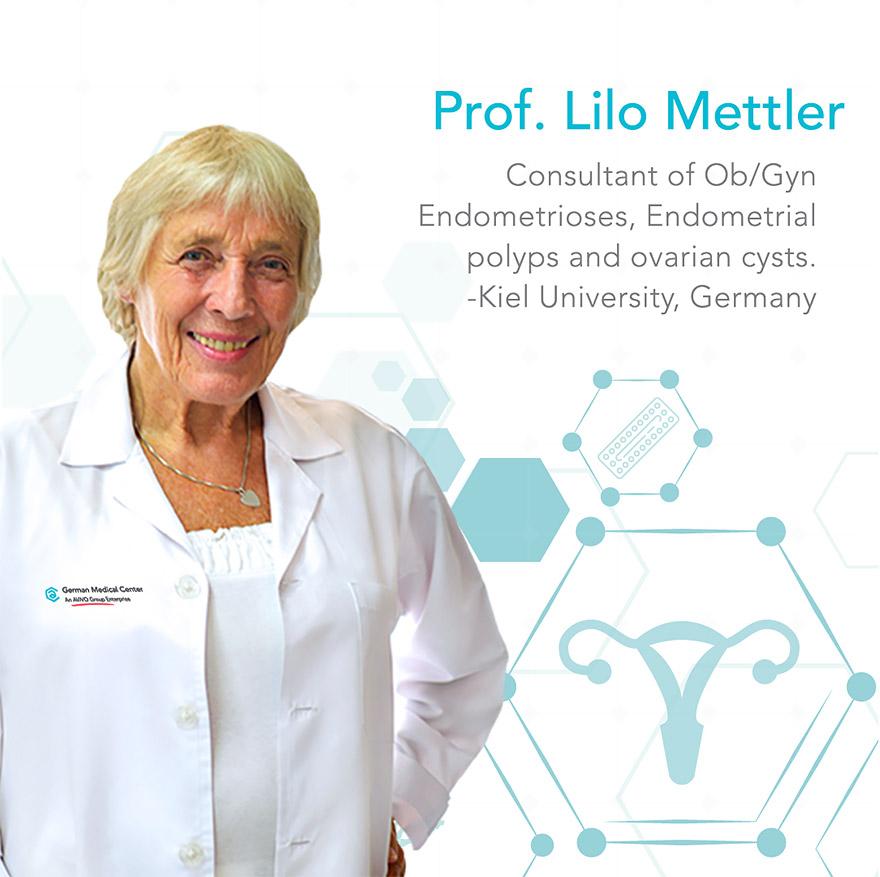 Prof. Lilo Mettler @ GMC