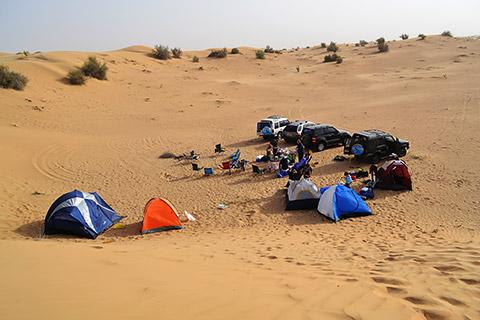 Wüstenausflug