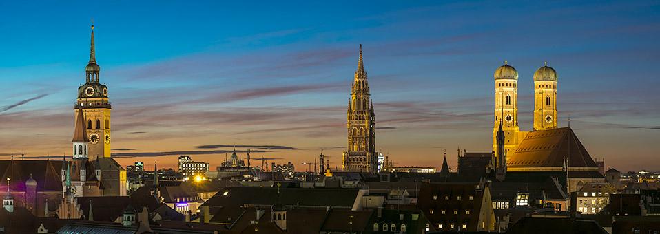 München – die Stadt der Volksfeste und Märkte