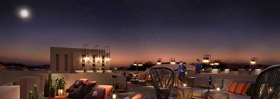 Ritz-Carlton Al Wadi Desert – F&B – Angebote ab September