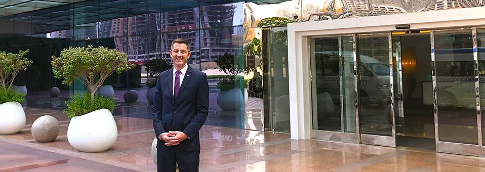 Neuer GM für das Steigenberger Hotel in der Business Bay