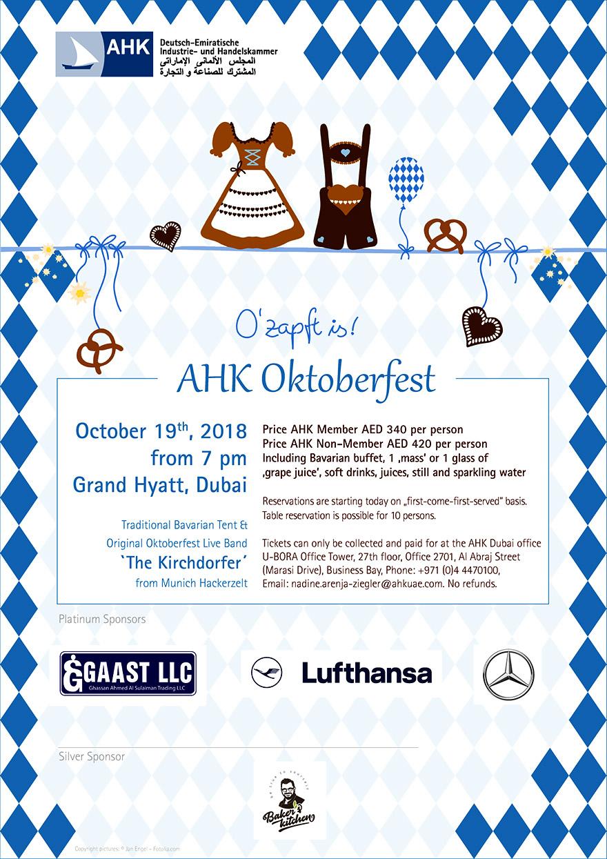 AHK-Oktoberfest