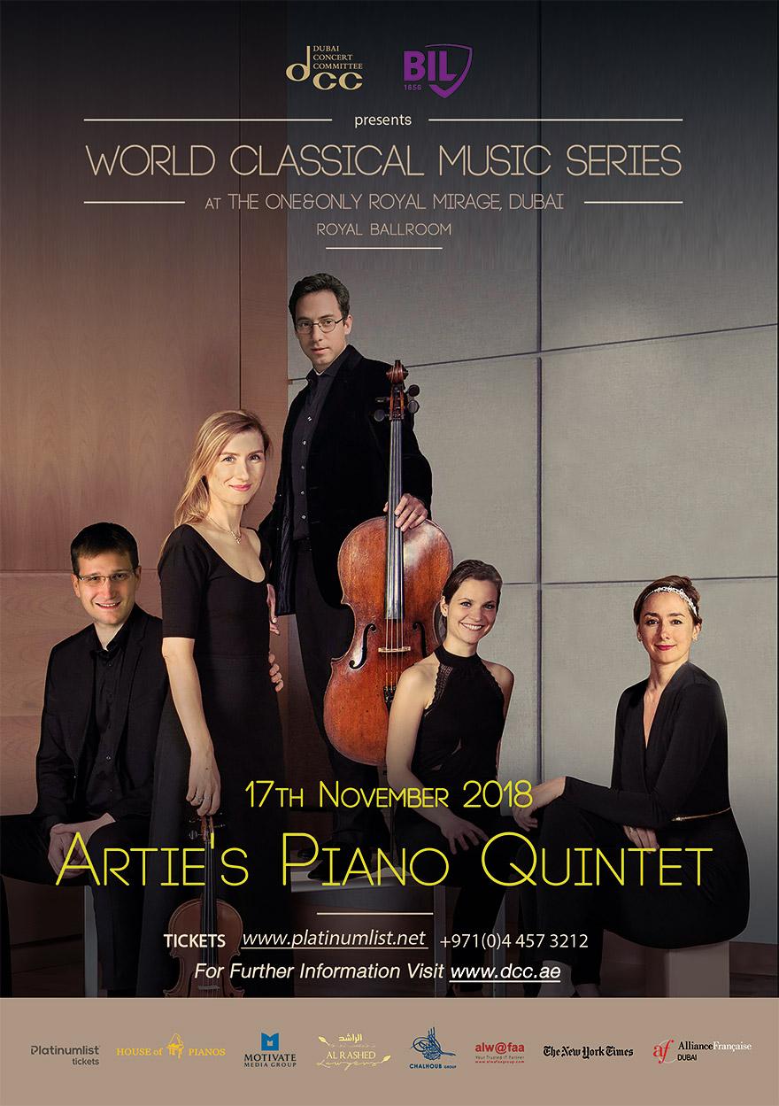 Artie's Piano Quintet