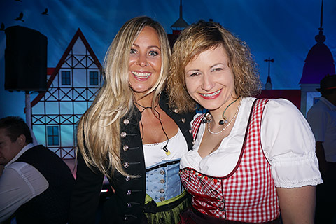 Bayrische Mädels
