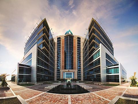 Office-Gebäude