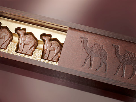 Schoko-Kamele