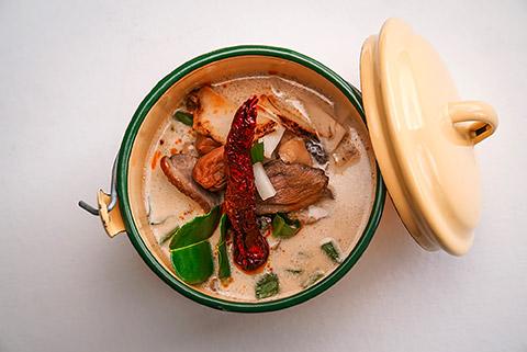 Tum Yum Suppe