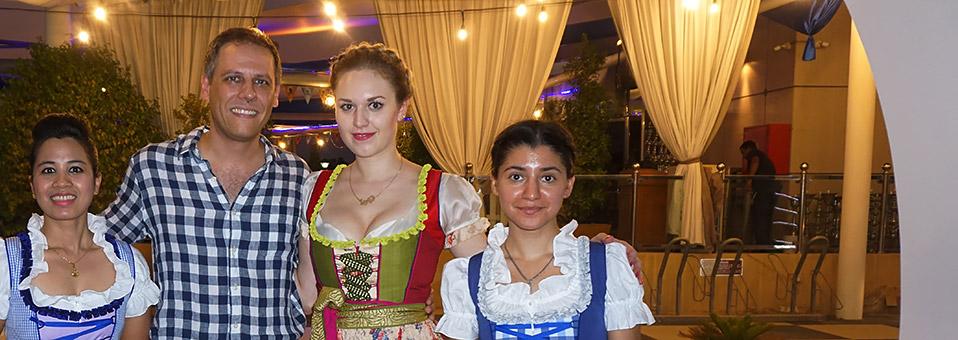 Oktoberfest @ Marina Muse