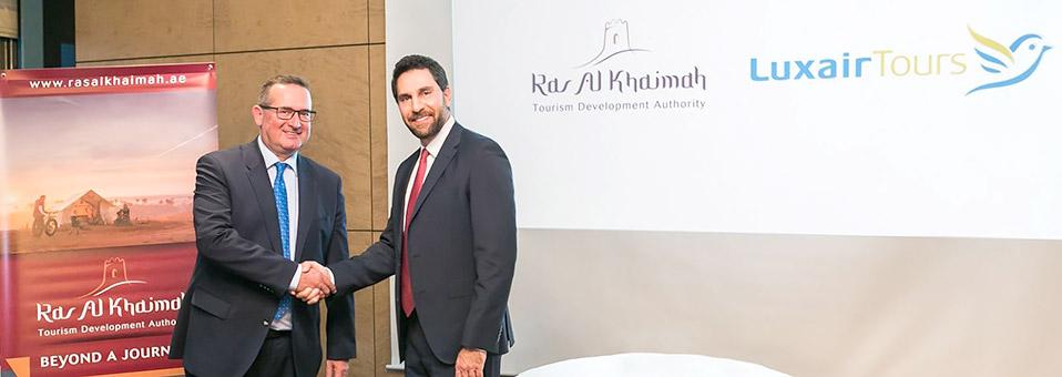 Neuer Direktflug von Luxemburg nach Ras Al Khaimah