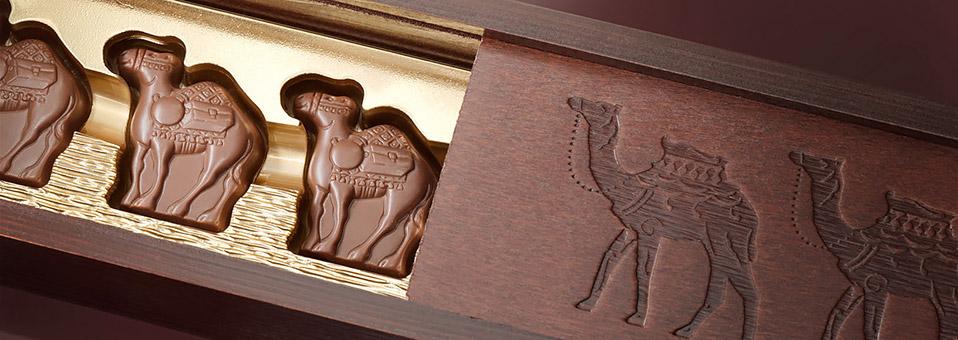 Al Nassma – Schokolade aus Kamelmilch