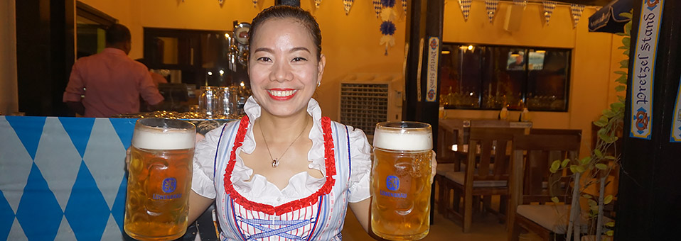 Oktoberfest-Weekend im Al Hamra Golf Club