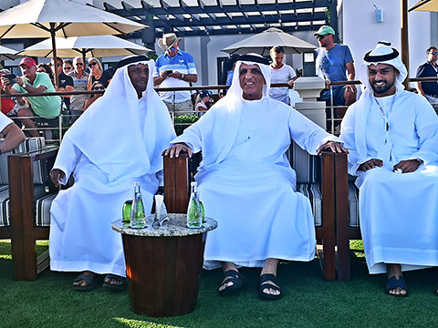 HH Sheikh Saud Bin Saqr Al Qasimi