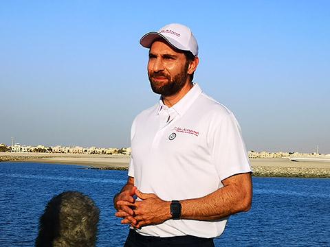 Haitham Mattar im Interview