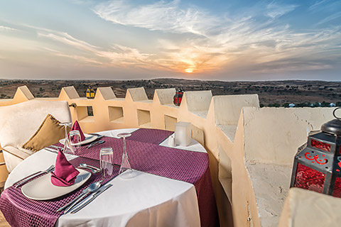 Private Dining @ Al Wadi Tower