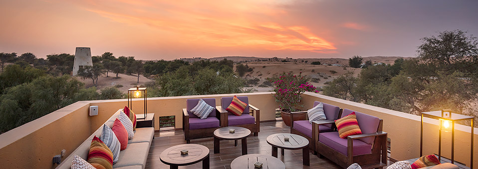 Das Ritz-Carlton Ras Al Khaimah Al Wadi Desert feiert Geburtstag