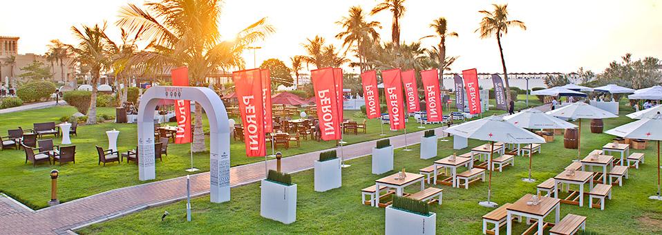 Das Brewfest 2018 im Hilton Al Hamra
