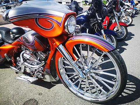 Custom-made Bike