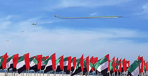 Luftparade