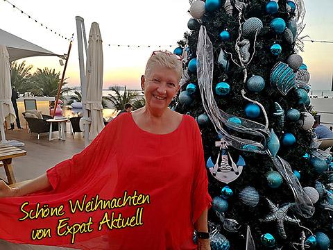Schöne Weihnachten von Expat Aktuell
