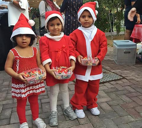 Weihnachtsmännlein