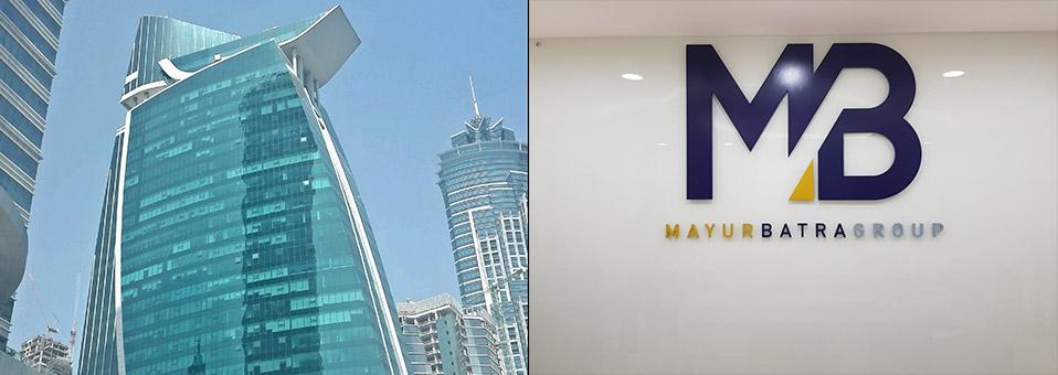 Neues Büro für die Mayur Batra Group