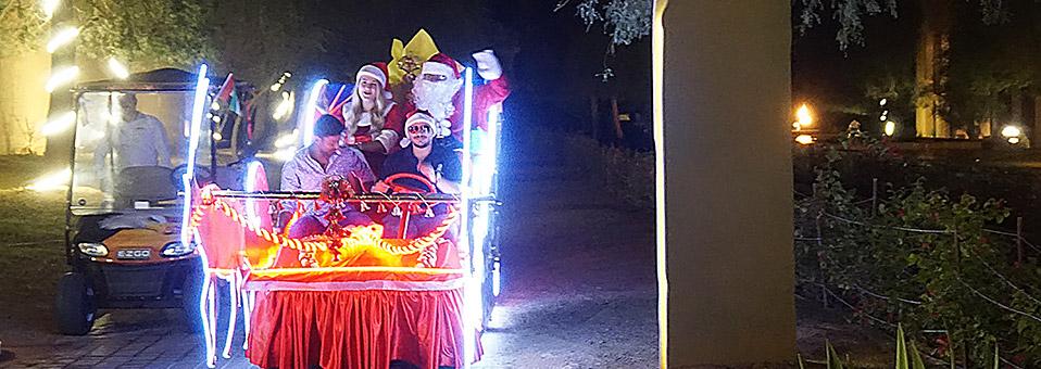 Magisches Weihnachtsgefühl à la Ritz-Carlton