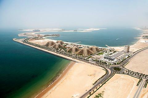 Al Marjan Island