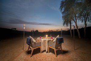 Destination Dining Wüste