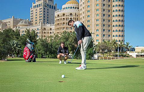 Golf-Training