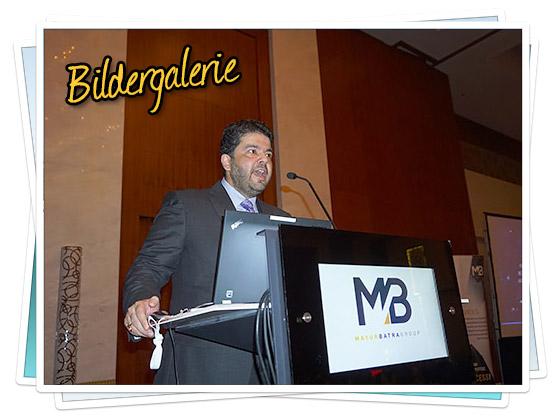 Bildergalerie - Die MB Group feiert das Neue Jahr