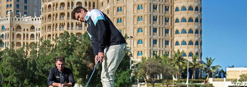 Gratis-Golfkurs für Anfänger
