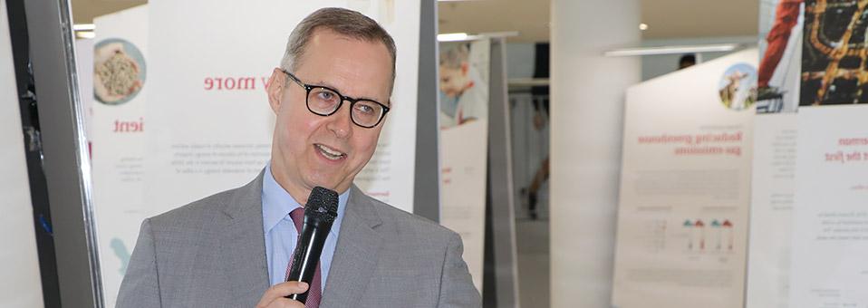 Wanderausstellung zur Deutschen Energiewende