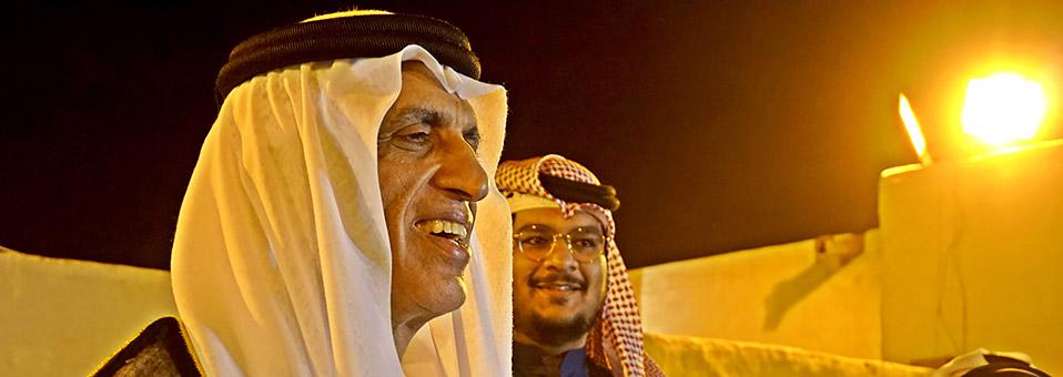 Das 7. Ras Al Khaimah Fine Arts Festival wurde eröffnet