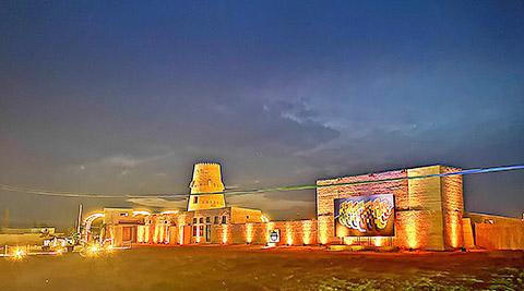 Al Jazirah Al Hamra Heritage Village
