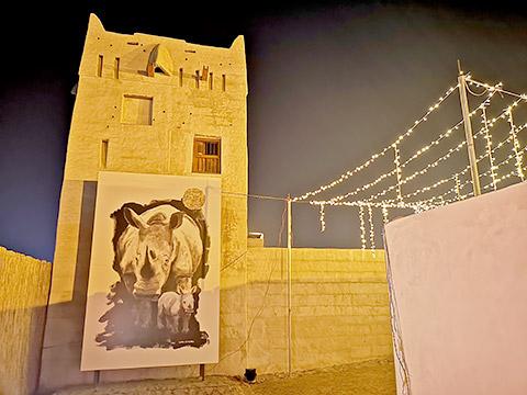 Kunst in Al Jazirah