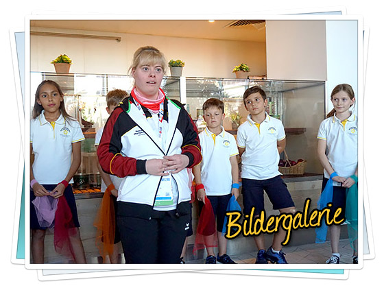 Bildergalerie - Meet & Greet mit dem Special-Olympics-Deutschland-Team