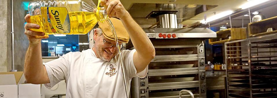 Back- und Sushi-Kurse @ Baker's Kitchen Destination