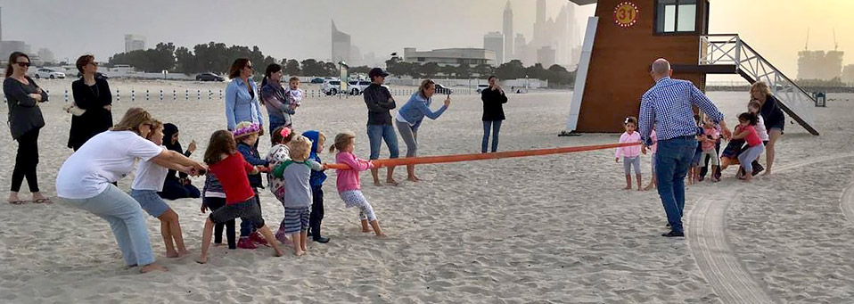Kindernachmittage in Dubai
