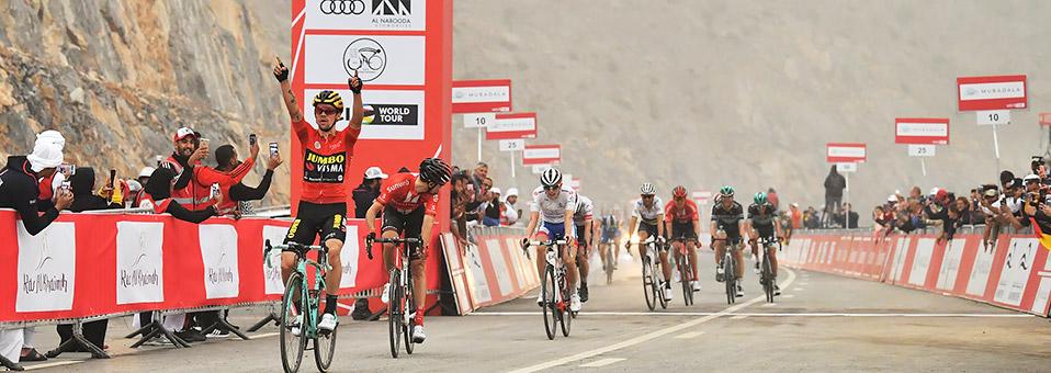 Die UAE-Tour in Ras Al Khaimah