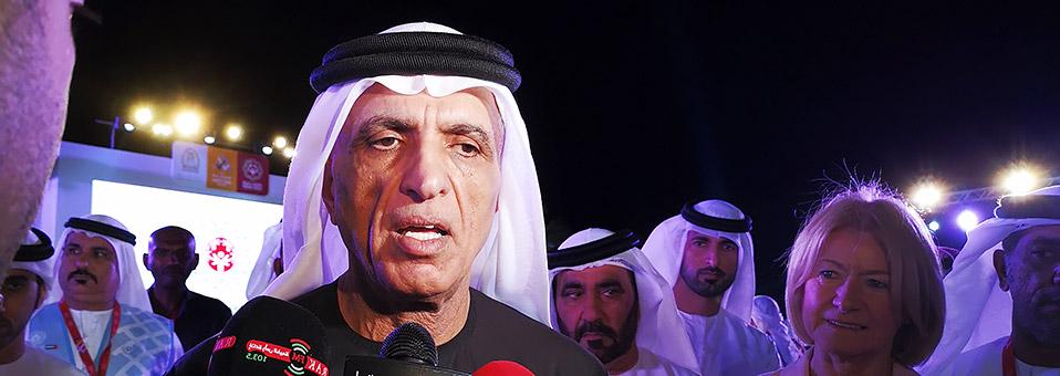 Abschlussveranstaltung des Host Town Programms in Ras Al Khaimah