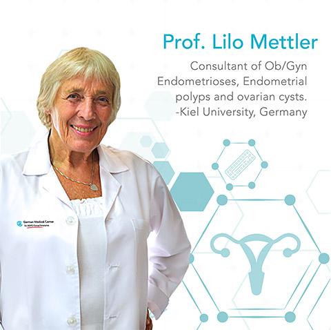 Besuch Professor Lilo Mettler