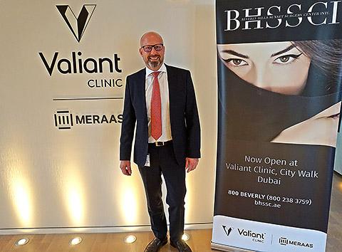 Dr. Bongardt Valiant - BHSSC