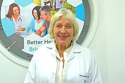 Prof. Dr. Liselotte Mettler